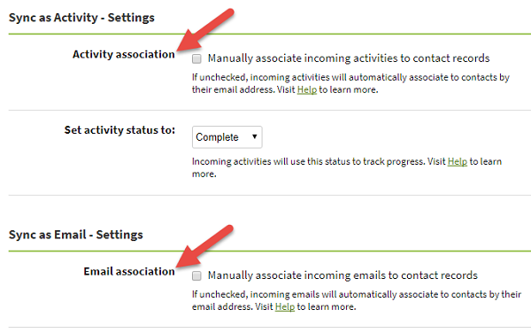 Using-Outlook-Email-Sync_activity_settings.png